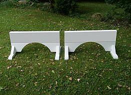 Unterstellteil Brücke