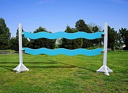 Wellenplanke