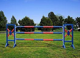 Turnierhindernis Rhombus